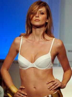 Eva Padberg Victoria Beckham